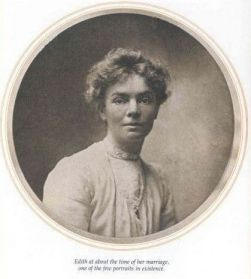 Edith Holden at the time of her marriage