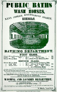 Kent Street baths and washhouses